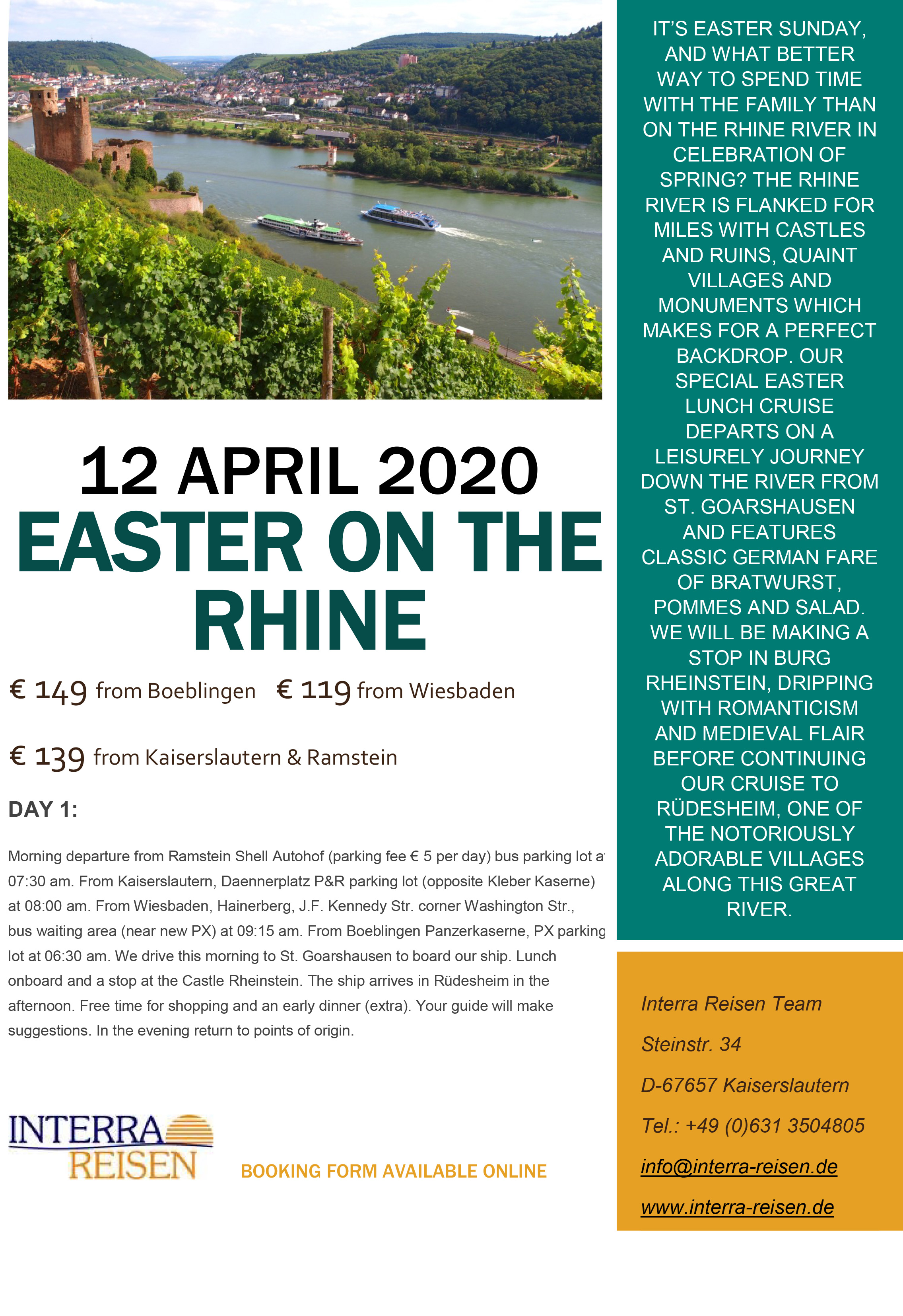 Easter on the Rhine WEB