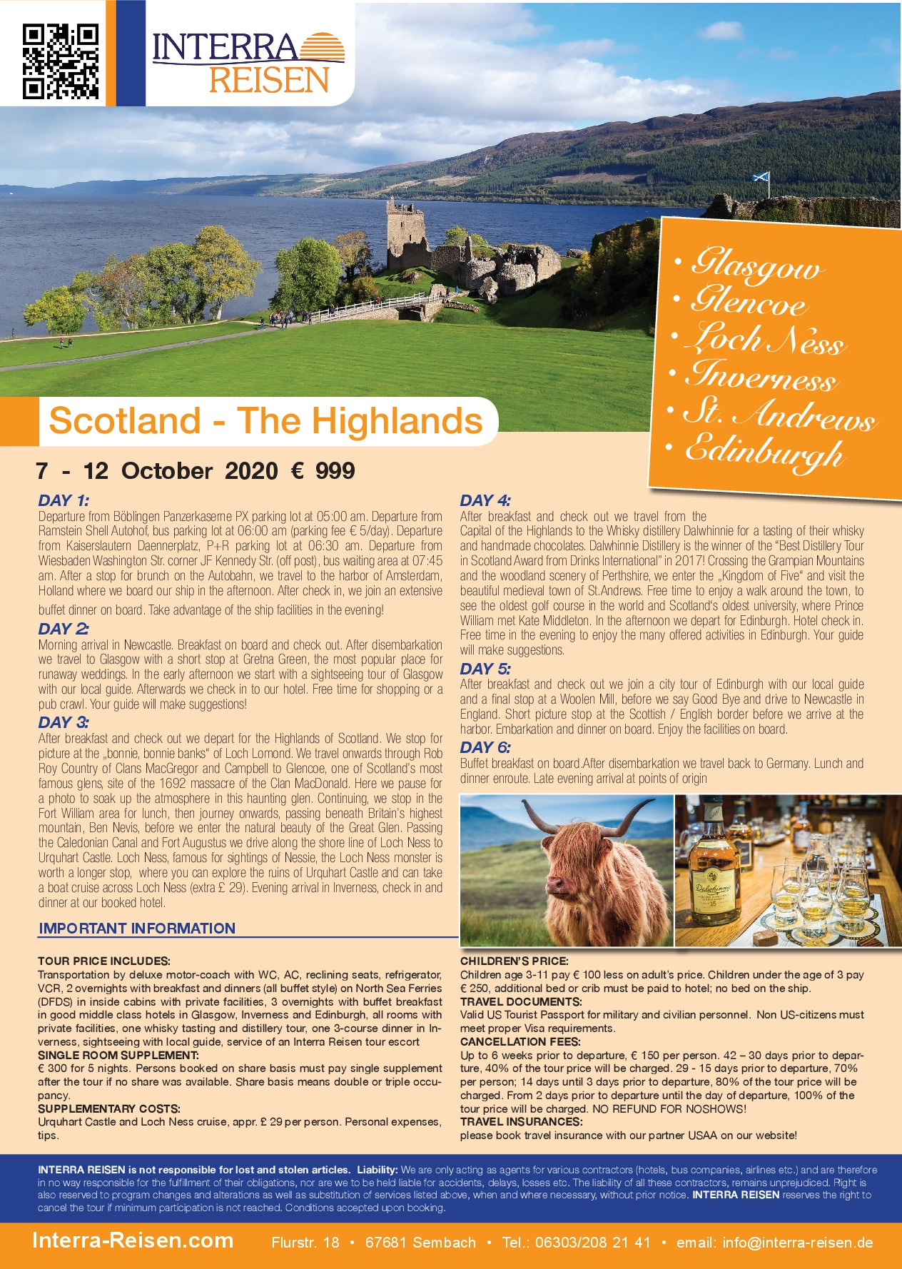 Scotland Highlands 2020 PRINT 002